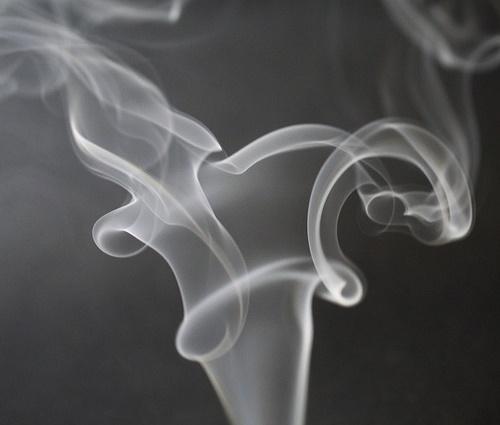Rökning & Amning